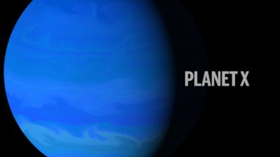 What does the Ninth Planet consist of?