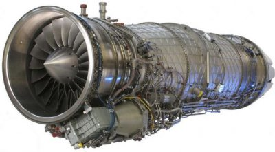 Gas Rocket Engine