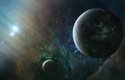 Rogue planets roam our galaxy.