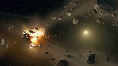 Meteorites.